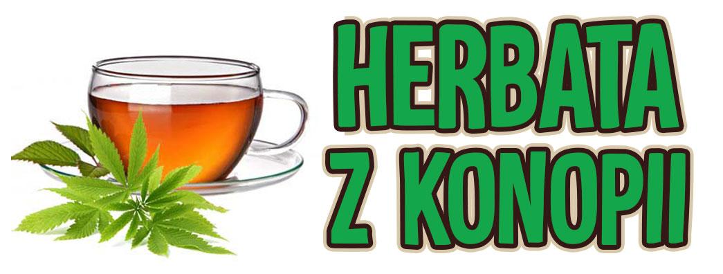 herbata z konopii